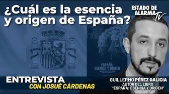 Image del Video: Entrevista a Guillermo Pérez Galicia: ¿Cuál es la esencia y origen de España? con J. Cárdenas