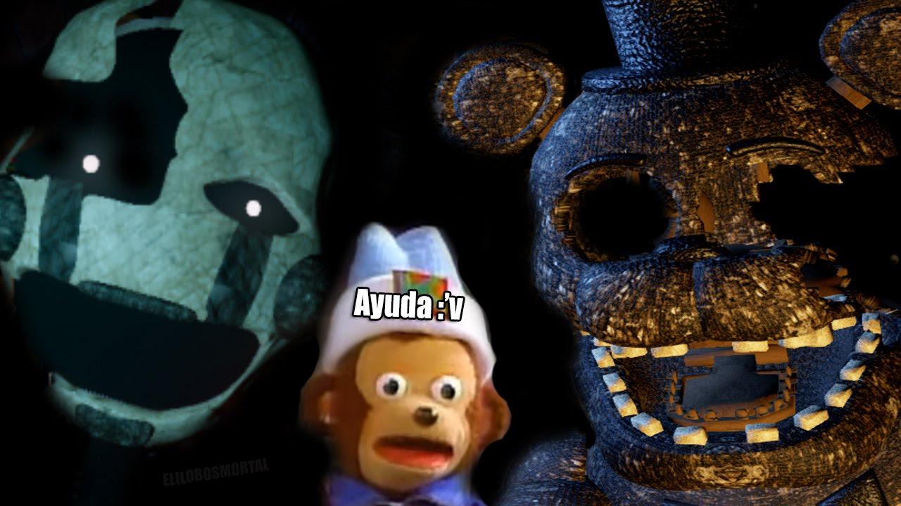 Five Nights at Freddy's 3 (Fan-Made) | GAMEPLAY | EL MALDITO