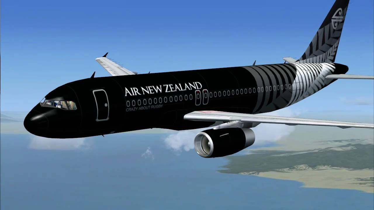 air new zealand - photo #21