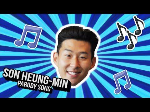 🎵SONNY🎵- Funny Son Heung-min (손흥민) Tottenham parody song [Jim Daly]