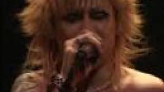 Dir en grey- Zakuro live. Blitz 5 Days day 3.