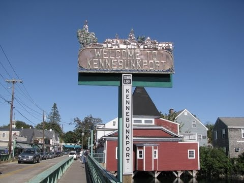 Kennebunkport, Maine Video Tour and Guide