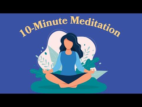10-Minute Meditation For Sleep