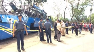 14 students killed in Tanay bus accident