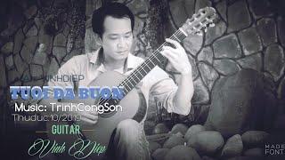Dạy đàn Guitar quận Tân Bình ,Tuổi đá buồn- Trịnh Công Sơn, Chuyển soạn và trình tấu: Vĩnh Điệp