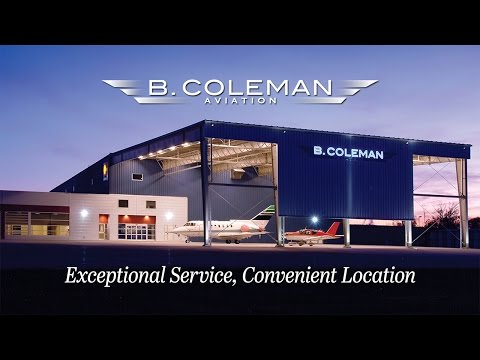 B. Coleman Aviation Video