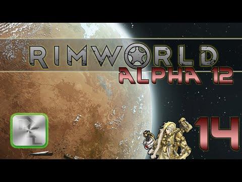 Rimworld Alpha 12 Lets Play - Episode 14 - Psychic drone [Rimworld Gameplay]
