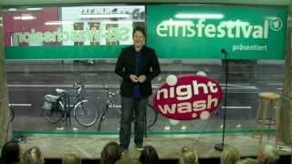 Marcel Kösling bei NightWash