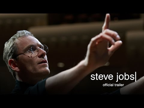 Steve Jobs trailers