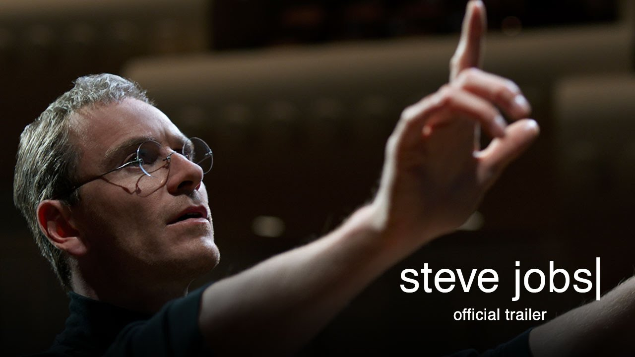 Steve Jobs Ficial Trailer HD