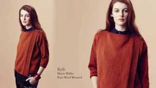 Pure Wool Worsted Autumn