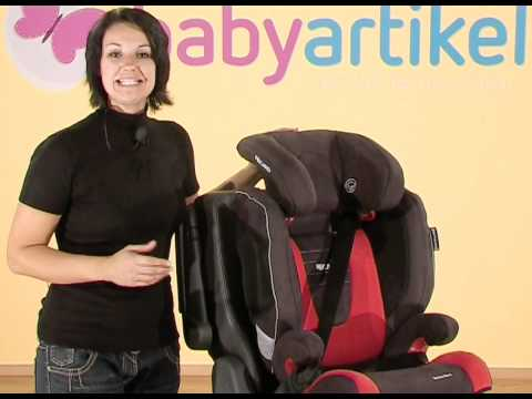 recaro monza nova seatfix kindersitz gr 2 3. Black Bedroom Furniture Sets. Home Design Ideas