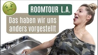 ROOMTOUR - So leben wir in den USA