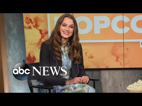 'Colette' star Keira Knightley: 'I had a very lucky run very early on'