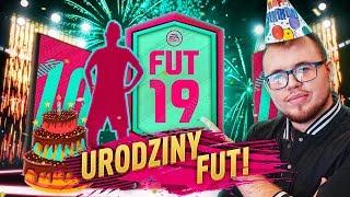 URODZINOWE KARTY W PACZKACH!  MAMY WALKOUT! | FIFA 19