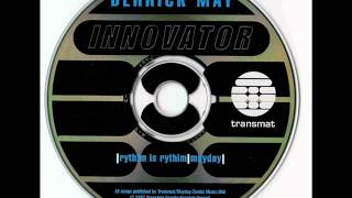 Derrick May - The Dance (original mix) (1991)