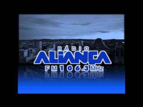 Prefixo - Aliança FM - 106,3 MHz - Porto Alegre/RS