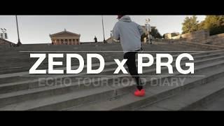 PRG x Zedd Echo Tour Road Diary : Philadelphia