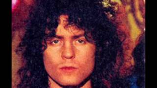 MARC BOLAN T REX - Teenage Dream  FULL VERSION+ LYRICS