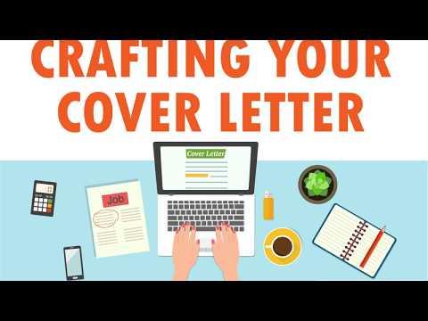 Cover Letter Video Guide – UCLA Extension Career Center