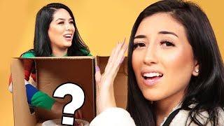 WHAT'S IN THE BOX CHALLENGE | Eileen Vs Lourdes