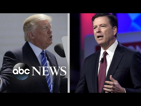 Thumbnail: Inside the unraveling between Trump, Comey