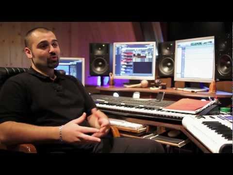 Vincent Chevalot : l'histoire d'une musique de film : la mise en son avec Pro Tools HD Native