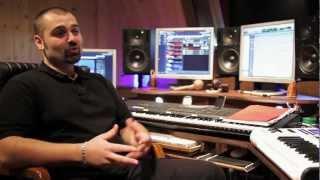 Vincent Chevalot : l'histoire d'une musique de film, partie 2 : la mise en son avec Pro Tools HD 10