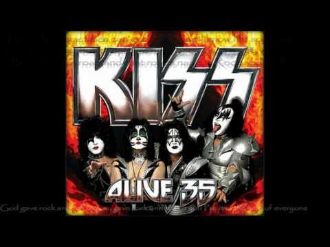KissGod Gave Rock and Roll to You lyrics