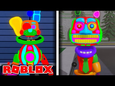 Creating New Fnaf Ocs In Roblox Freddy S Ultimate Roleplay Youtube