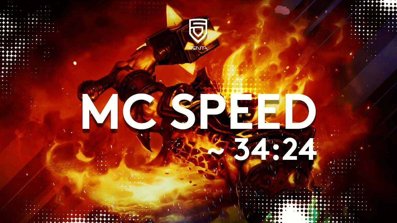 WoW Classic MC Speedrun | Everlook | PENTA Community