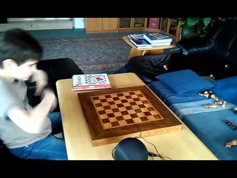 Schachspilen