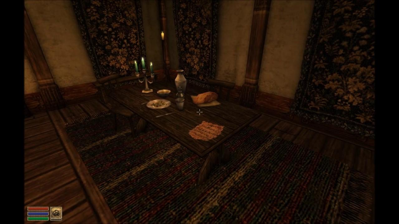 Playing Morrowind HD 01