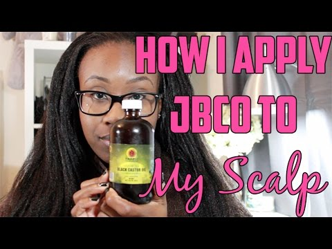 Hairlicious Inc How I Apply Jamaican Black Castor Oil To