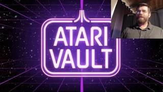 Atari Vault PC Review: 60 Atari and Arcade Classics for online play, $3.99 on Steam!