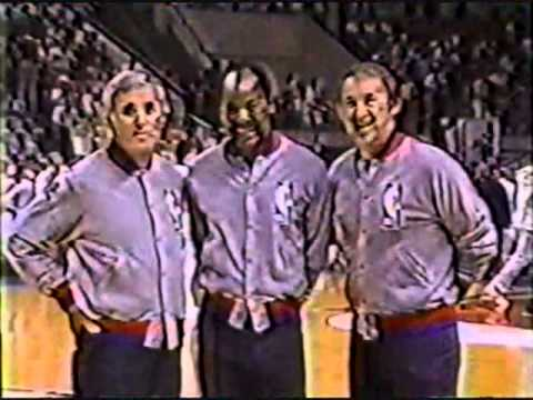 1982 NBA Playoffs  ED RAINES  SAN ANTONIO SPURS