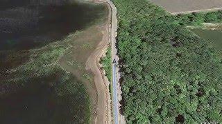 2015サロマ湖ウルトラマラソン バードビュー