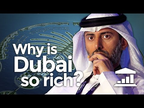 Why Doesn't DUBAI care about OIL? - VisualPolitik EN