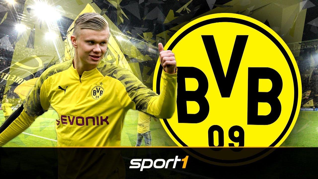 Rekord-Bubi Haaland! BVB-Shootingstar knackt zwei Bestmarken | SPORT1