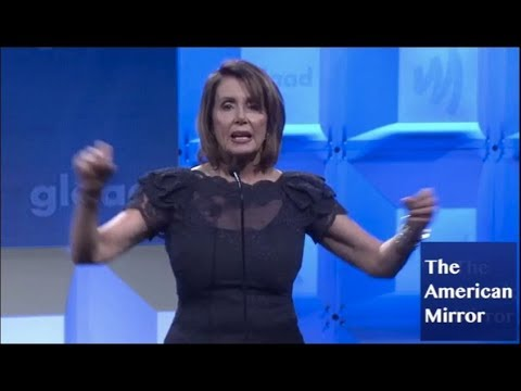 Nancy Pelosi orders LGBT group to clap for Obama, says