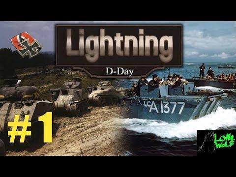 Lightning D Day Achse Gameplay Deutsch # 1