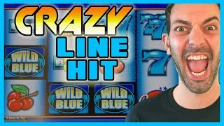 😜CRAZY Line Hit 💯 HIGH LIMIT $15-$27/SPIN ✦ Brian Christopher Slots