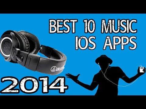 Best 10 [FREE iOS 7] Music Apps March 15, 2014 iPhone 5S/5C/5, iPad Mini, iPodTouch