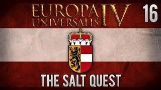 Europa Universalis IV - The Salt Quest - Part 16