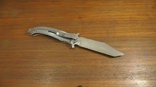 Ножевые истории #6: Darrel Ralph AXD 5.5'' FAIL. Часть 1 - Нож.