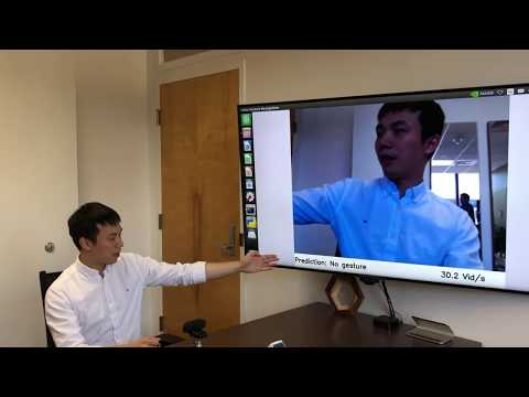 TSM: Temporal Shift Module for Efficient Video Understanding, online demo with NVIDIA Nano