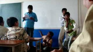 Gambar cover madhu acting in class