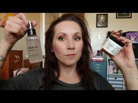 CLEEN BEAUTY! Walmart Skincare REVIEWS