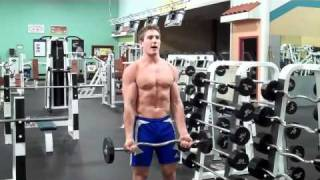 How To: Outside-Grip EZ-Bar Curl