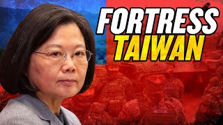 """Fortress Taiwan"" US Arms Sale…"